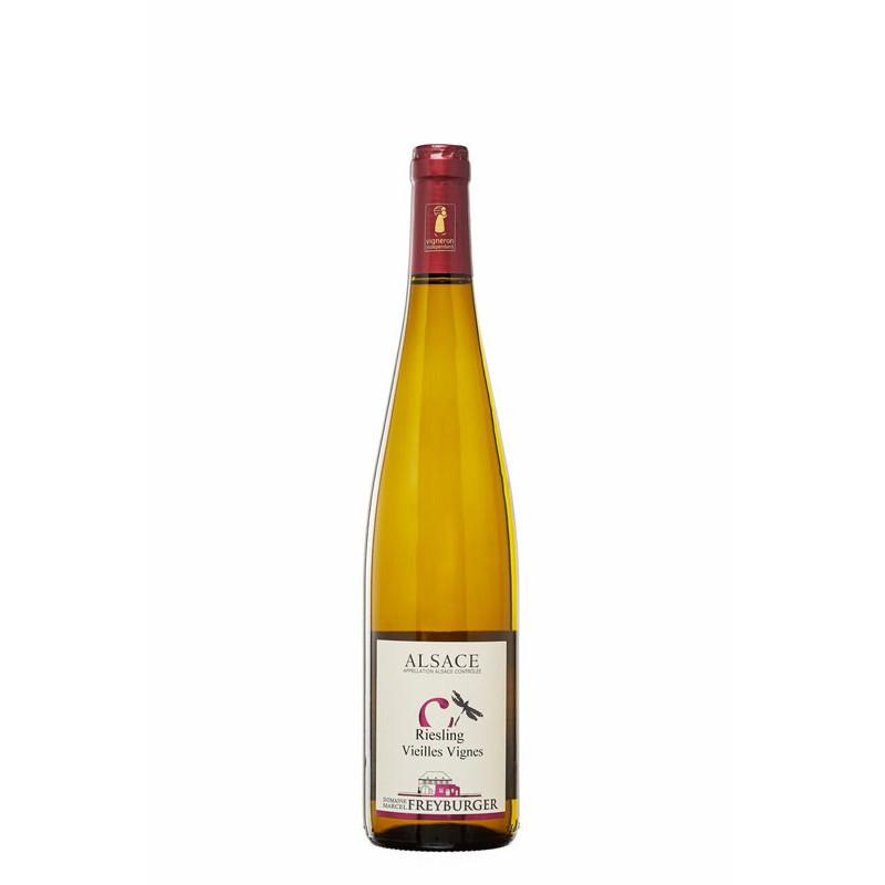 Riesling 2017 Vielles Vignes - Domaine Freyburger - Vigneron Indépendant en conversion BIO