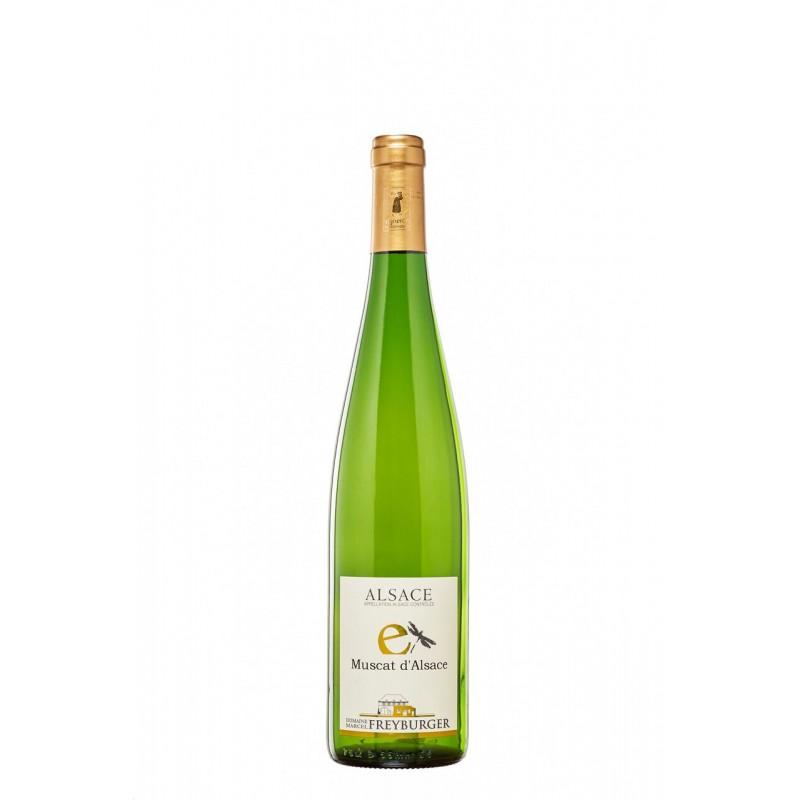 Muscat d'Alsace Bio sec et fruité Alsace